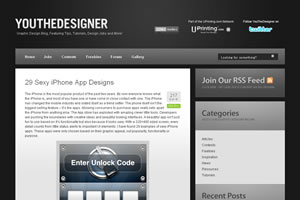 29 Sexy iPhone App Designs